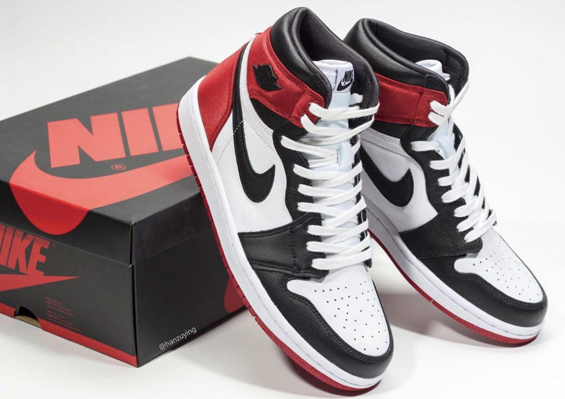 air jordans 1 black toe