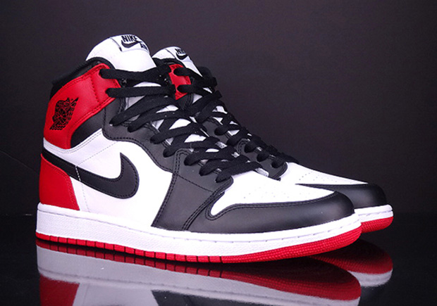 black toe air jordan 1